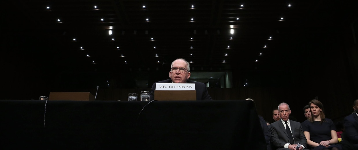 Senate Holds Nomination Hearing On John Brennan For CIA Director