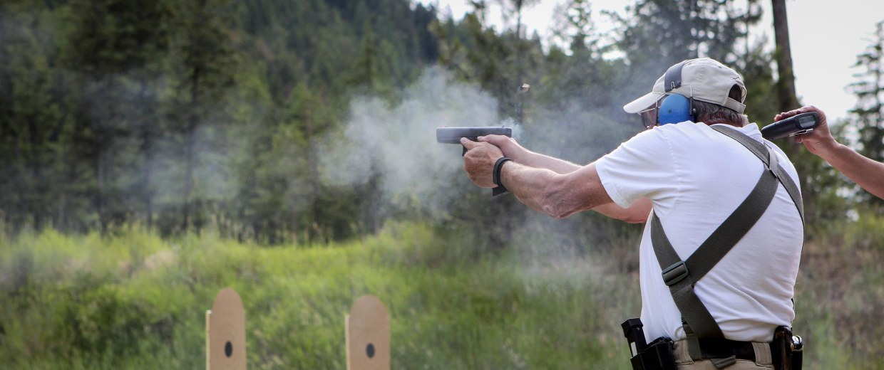 "Gary Marbut wrote the nation's first ""Firearms Freedom Act,"" which challenged the federal government's authority over firearms made and kept in Montana. A federal court overturned the law."
