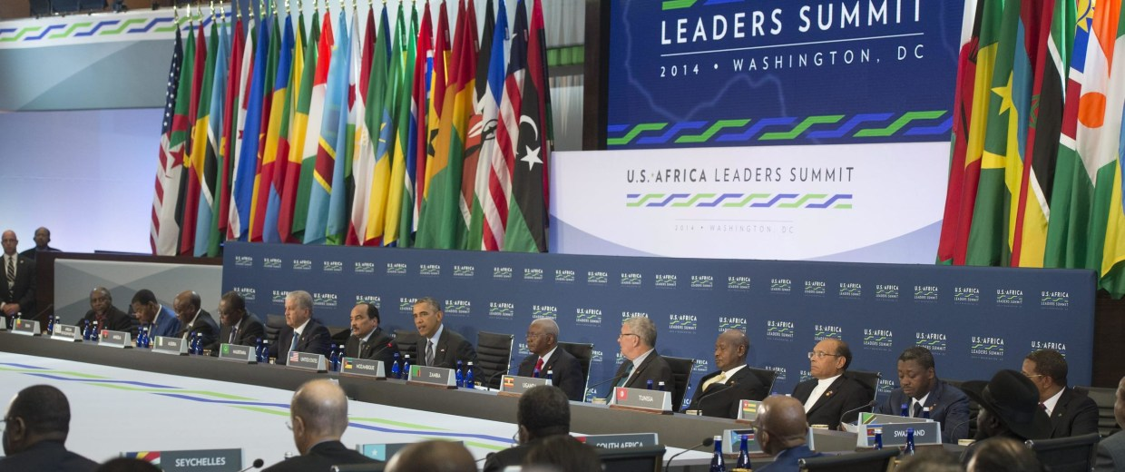 Image: US-Africa Leaders Summit