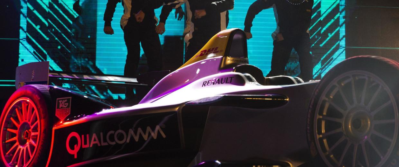 Image:Formula E race car