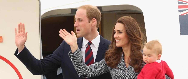 Image: The Duke And Duchess Of Cambridge Tour Australia And New Zealand - Day 19