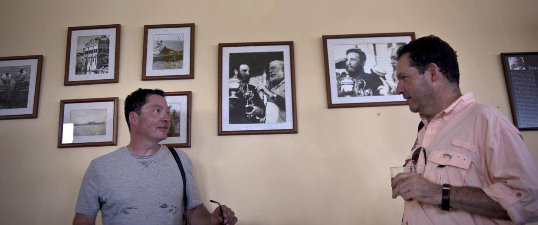Image: Patrick Hemingway, John Hemingway
