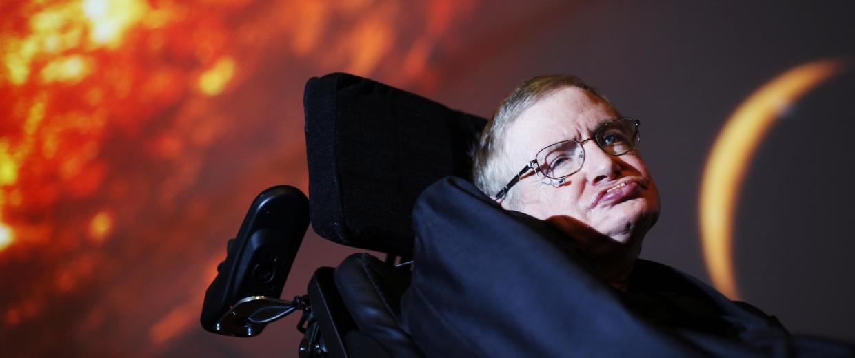 Image: Hawking warning