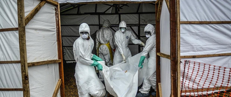 Image: Ebola outbreak in Sierra Leone