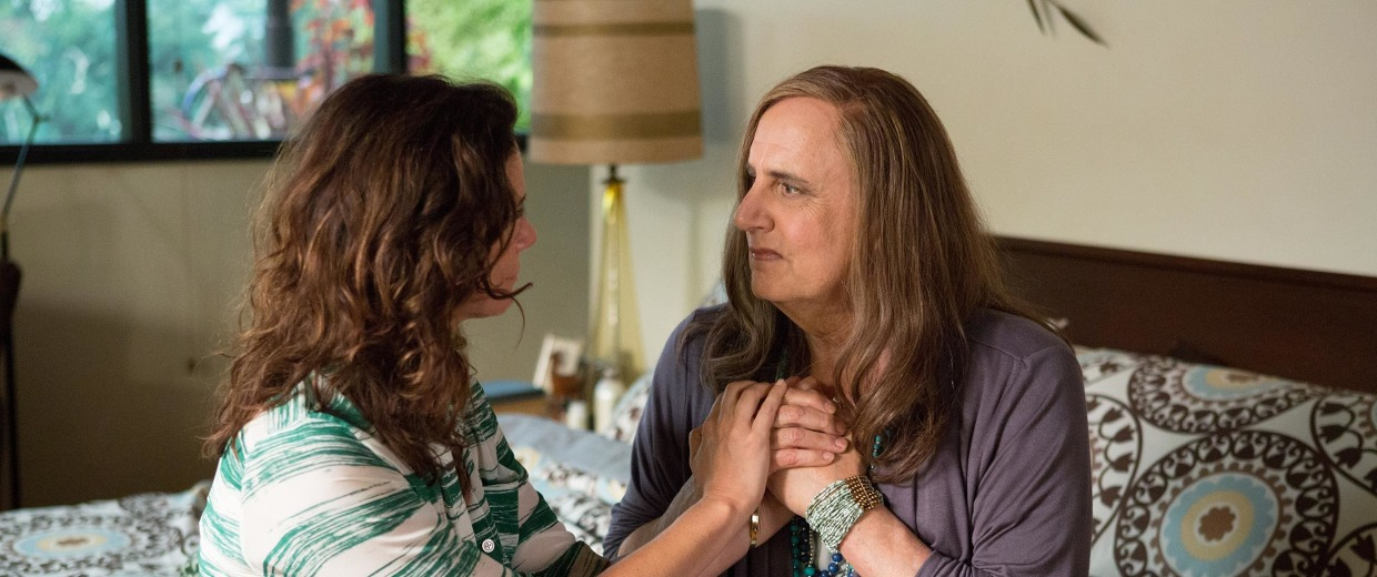 Image: A still taken from 'Transparent'
