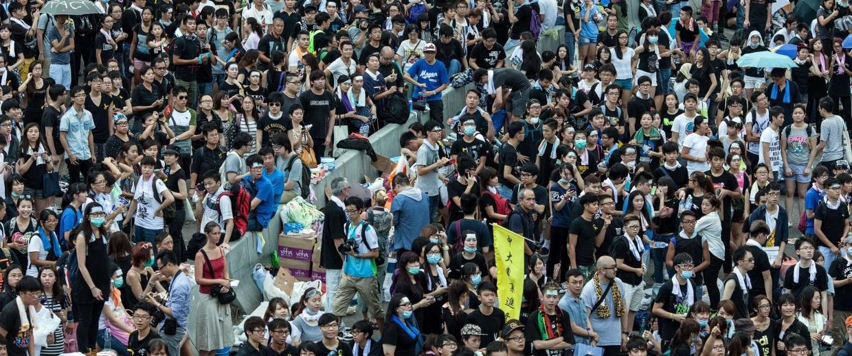 Image: HONG KONG-CHINA-POLITICS-DEMOCRACY