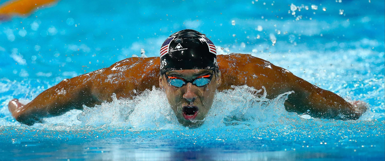 Image: Michael Phelps