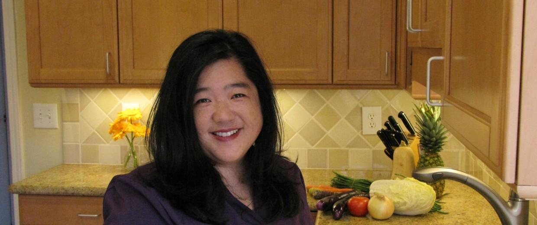 Sharon Wong, the mom behind the Nut-Free Wok blog.