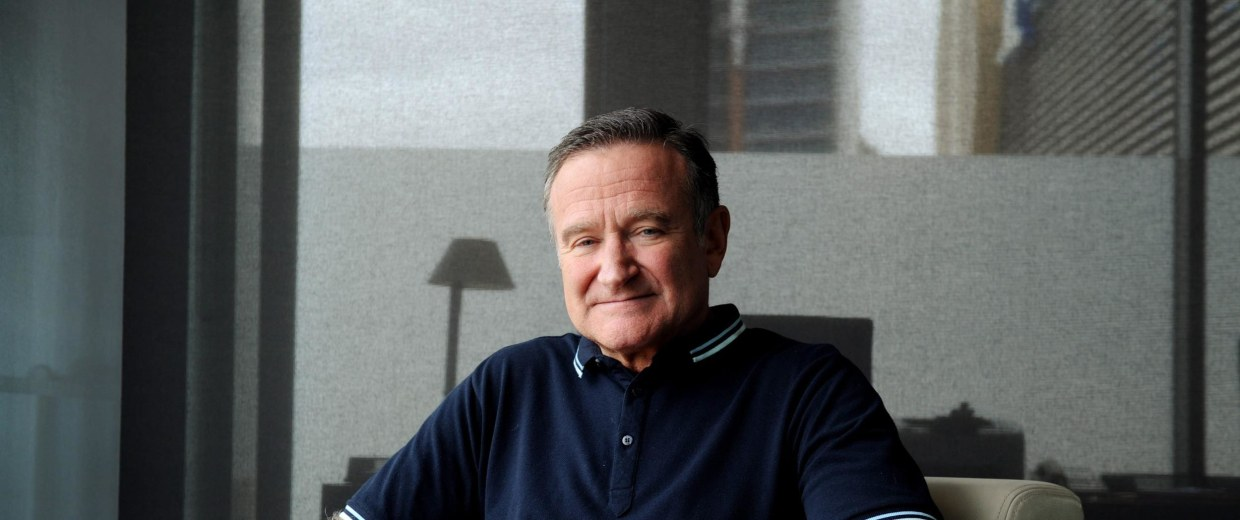 Image: Robin Williams found dead in his home in California