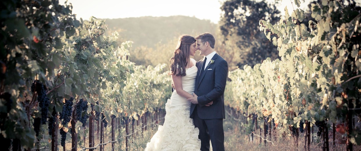 Image: Brittany Maynard and husband Dan Diaz at their Sept. 2013 wedding