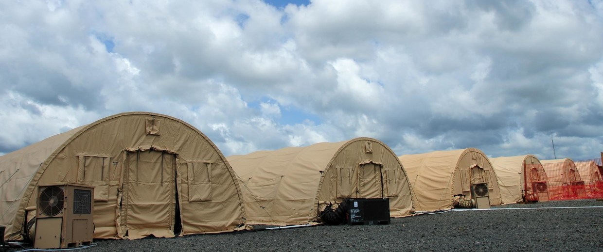 Ebola treatment unit for medical workers to open