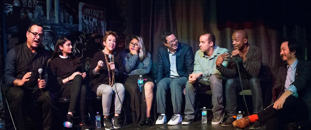 """The Asian American Writers' Workshop (AAWW) kicked off its new live event and essay series, """"The Counterculturalists,"""" this month by celebrating Jeff Chang's new book, """"Who We Be: The Colorization of America."""""""