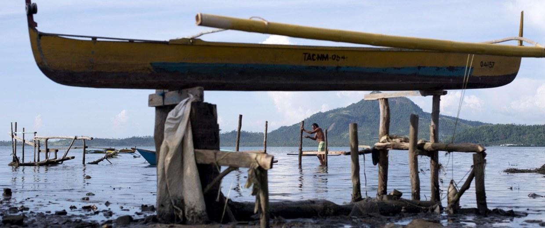 Image: PHILIPPINES-TYPHOON
