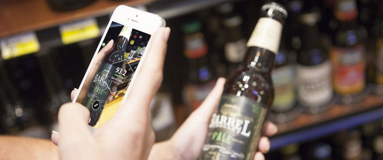 Beer Scanning App Next Glass