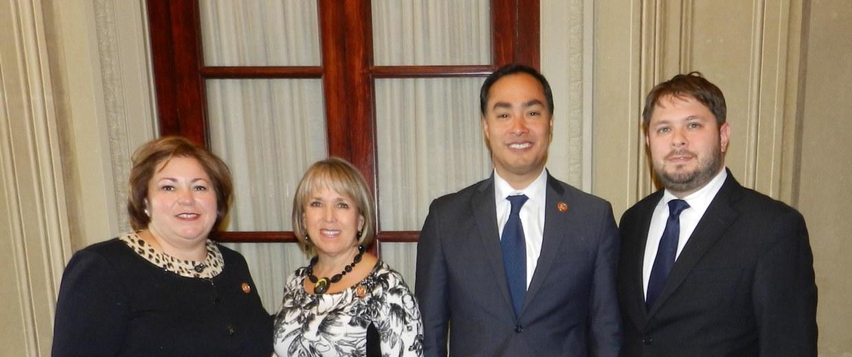 Image: The Congressional Hispanic Caucus