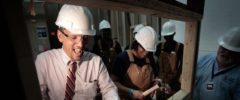Image: U.S. Labor Secretary Thomas Perez