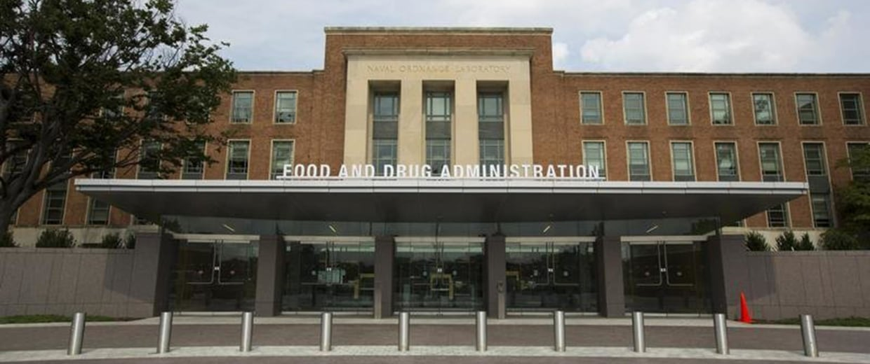 Image: U.S. Food and Drug Administration (FDA) headquarters