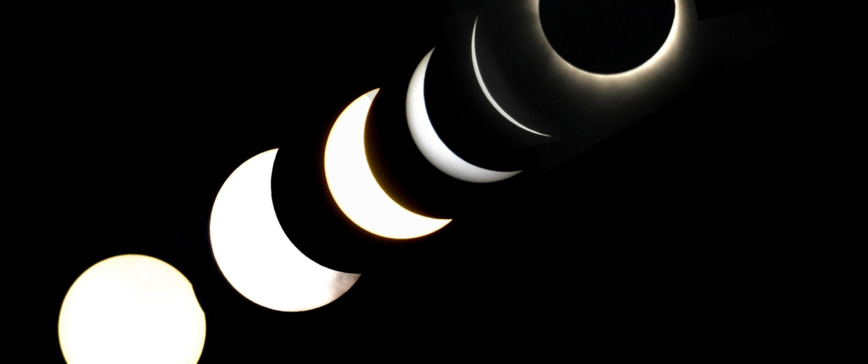 Image: July 2009 eclipse
