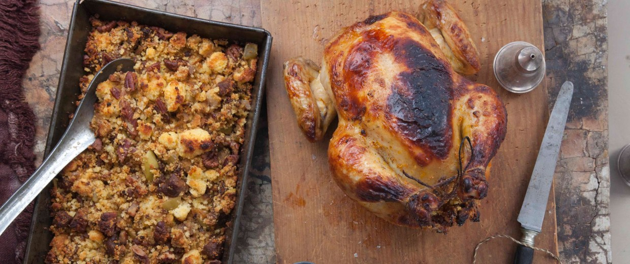 Image: Chef Pati Jinich's Mexican turkey