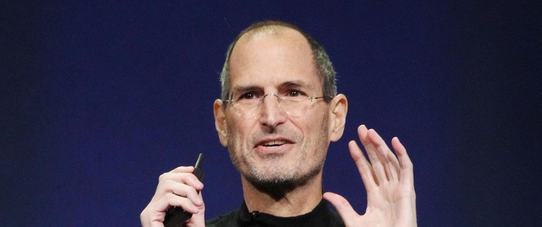 Image: Apple Inc. CEO Steve Jobs