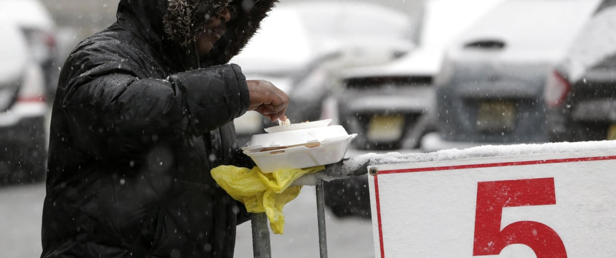 In the richest country in the world, nearly 1 in 6 Americans go to bed hungry.