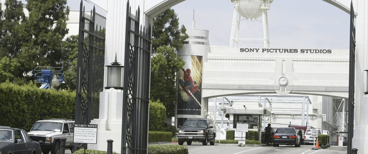 Image: Sony Pictures Entertainment hack