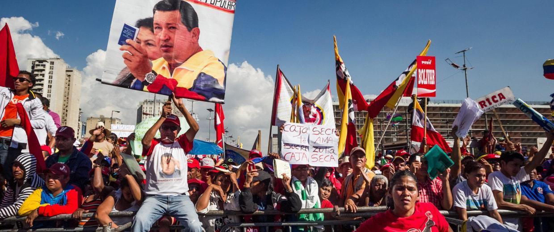 Image: Caracas demonstration