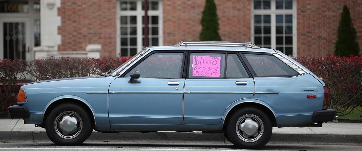 Cheap Cars For Sale >> That Cheap Old Car Might Carry Deadly Cost for Teens: Study - NBC News