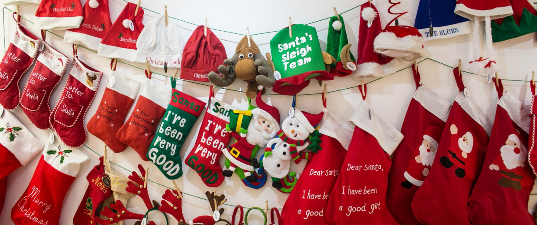Image: Christmas stockings
