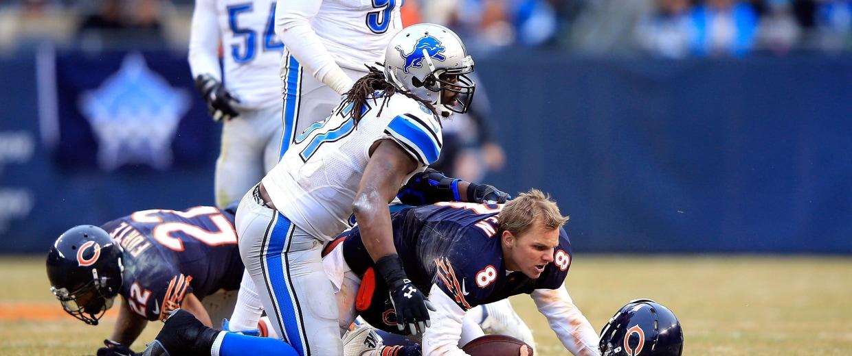 Image: Detroit Lions v Chicago Bears