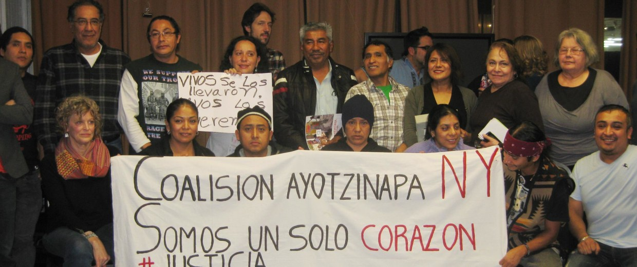 Image: Community activists and members of USTired2