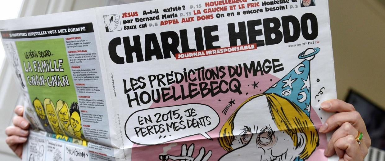 Image: Charlie Hebdo