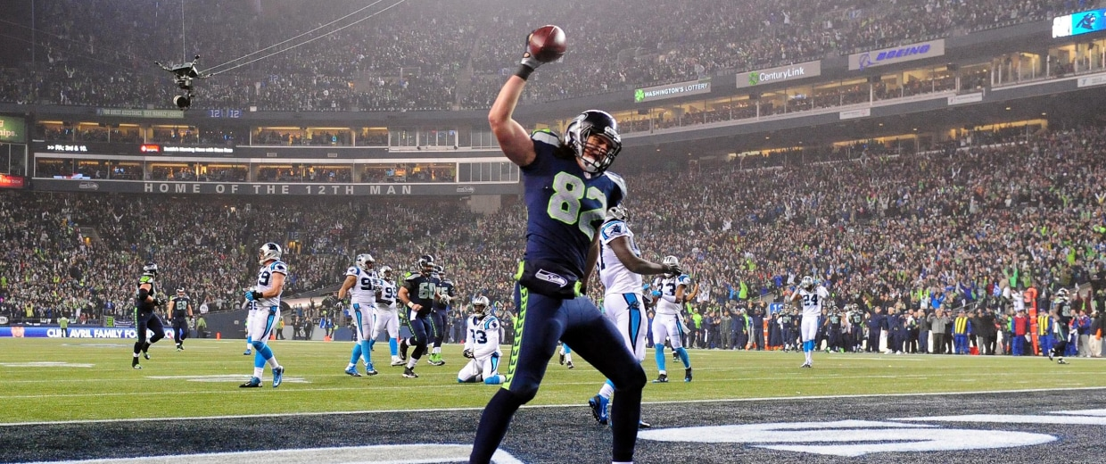 Image: NFC Divisional Playoffs - Carolina Panthers v Seattle Seahawks