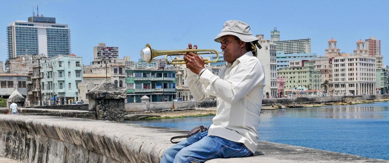 Image: Havana's waterfront