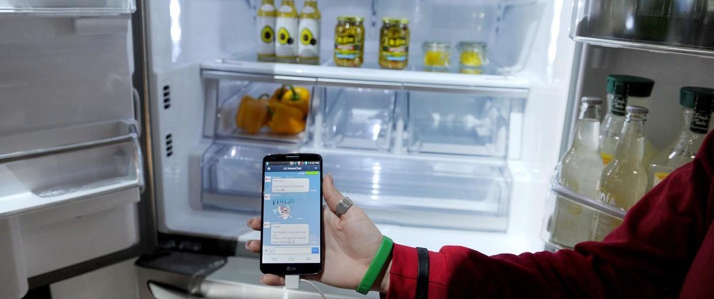 Image: Smart refrigerator