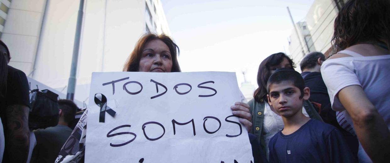 Image: Argentine prosecutor Alberto Nisman's death