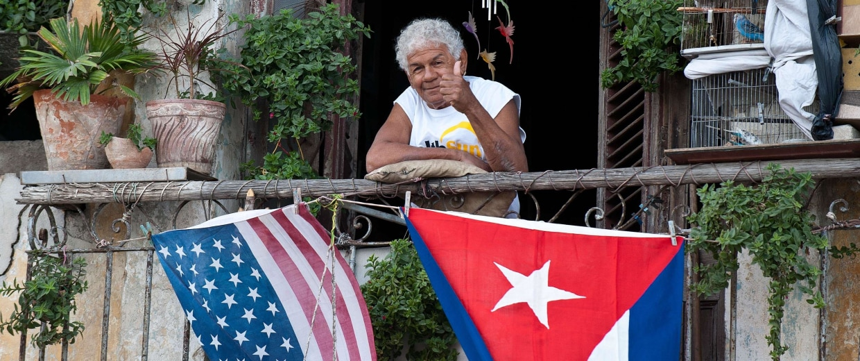 Image: CUBA-US-SOCIETY-FEATURE