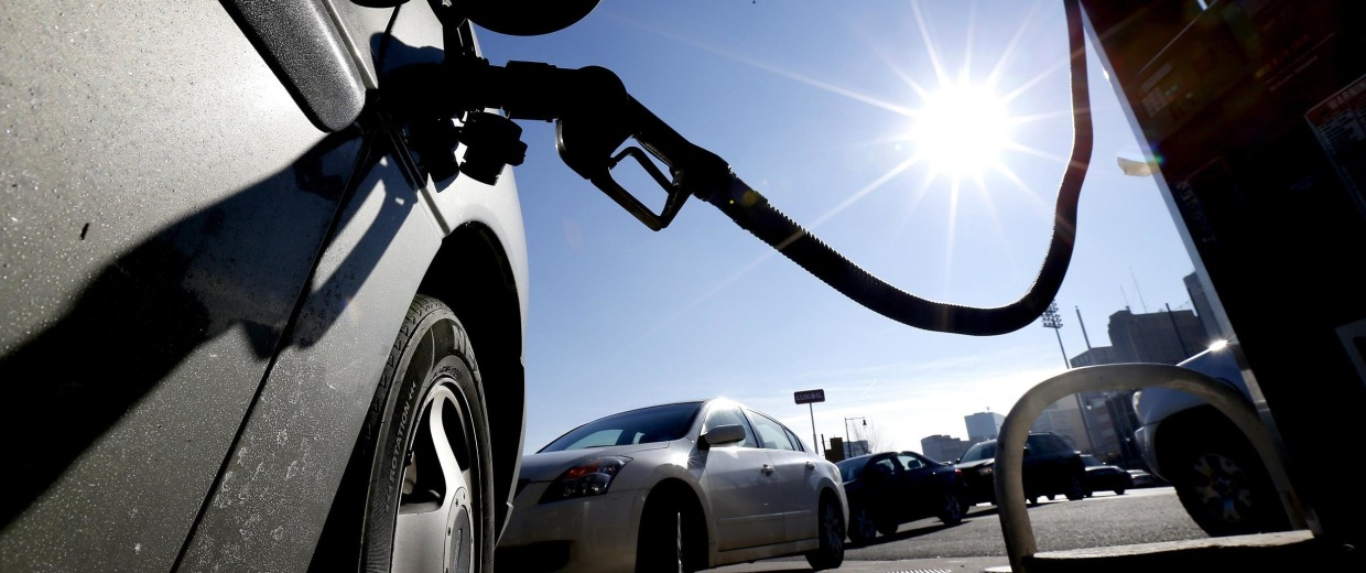 Gas prices have plummeted. Why haven't fuel surcharges?