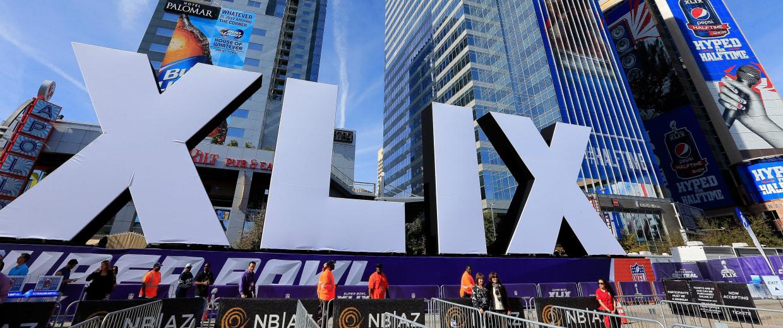 Image: Super Bowl XLIX Preview