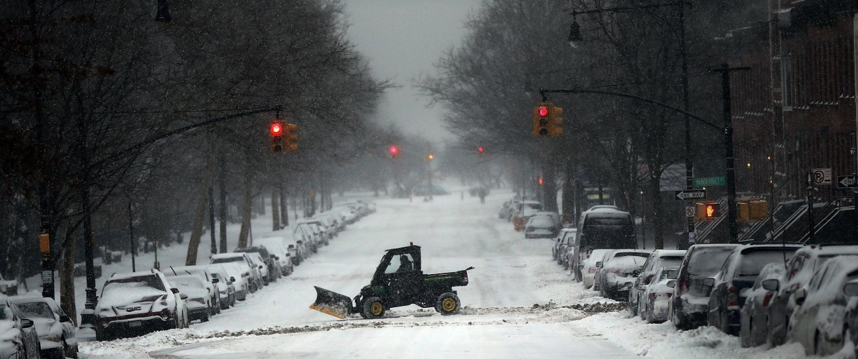 After New York City shut down transit ahead of what was expected to be a major snowstorm, many have questioned why the NWS got the forecast wrong.