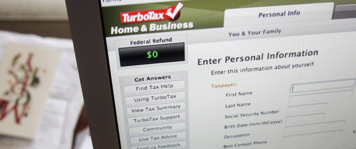 Image: TurboTax software