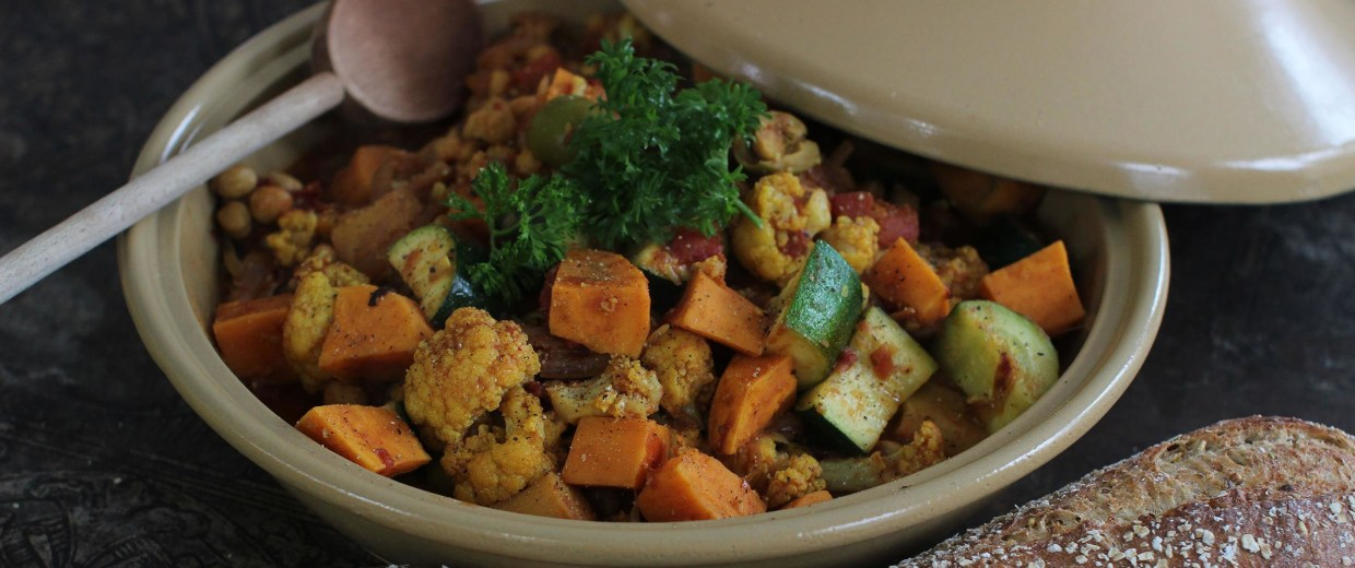 Image: Vegetable Tagine