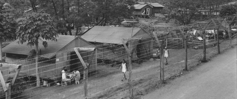 Honouliuli Internment and POW Camp, Oahu, Hawaii.