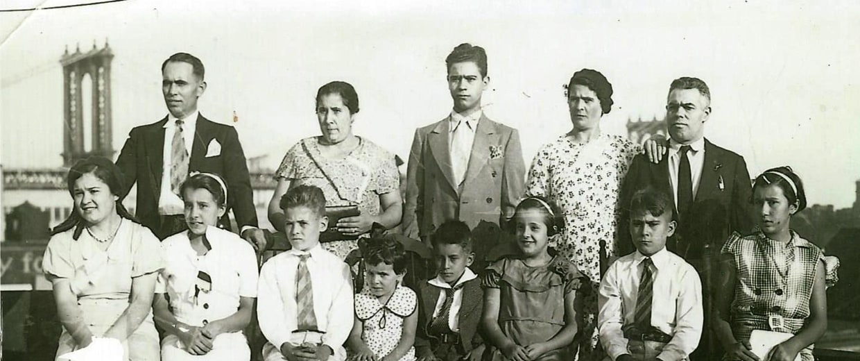 Invisible Immigrants:' Migration From Spain, Through Family Photos ...