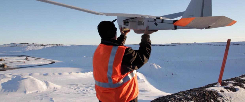 Image: Drone in Alaska
