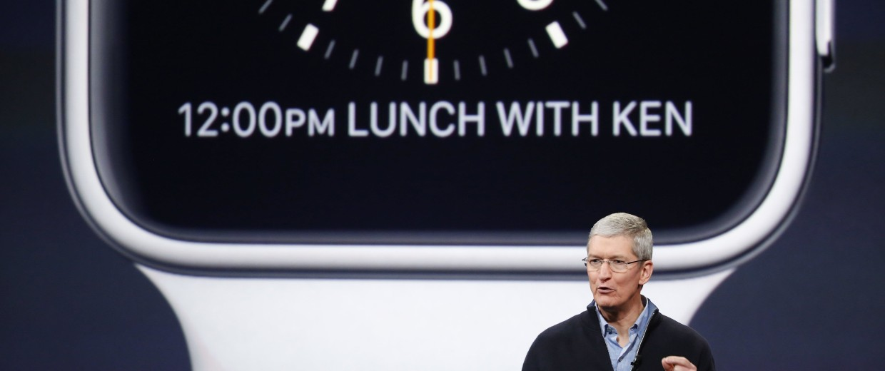 Image: Apple Debuts New Watch