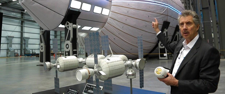 Image: Bigelow Space Module