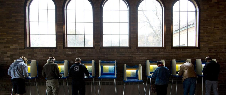 Image: BESTPIX Midterms Elections Held Across The U.S.