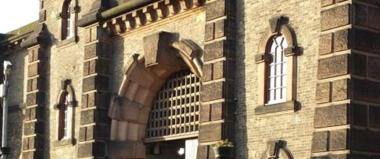 IMAGE: Wandsworth prison