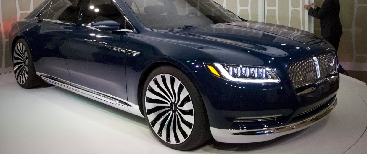 They Re Back Cadillac And Lincoln Unveil New Luxury Sedans Nbc News